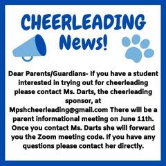 cheerleading news