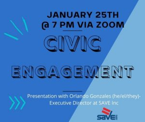 SAVE Civic Engagement Event