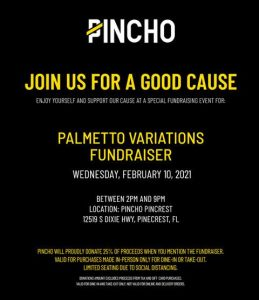 Variations Fundraiser at Pincho @ Pincho Factory   Pinecrest   Florida   United States